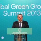 Formanden for Global Green Growth Institute, Lars Løkke Rasmussen.