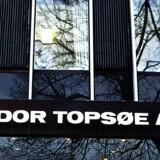 Haldor Topsøes hovedkontor i Ravnholm ved Lyngby.