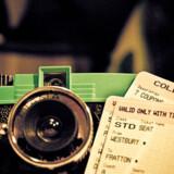 En fotobog er en god måde at opbevare rejsebillederne på.