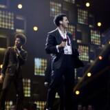 Basim repræsenterer det Danmark ved det Internationale Melodi Grand Prix 2014
