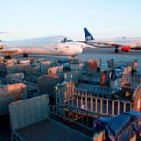 Den larmende stilhed i Københavns Lufthavn under askeskyen stod i skarp kontrast til det summende liv, lufthavnen normalt oplever. Det er der kommet en unik fotoudstilling ud af.