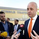 Fredrik Reinfeldt og den borgerlige regering kan risikere at blive en parantes i svensk politik, mener dansk ekspert i nordiske forhold.