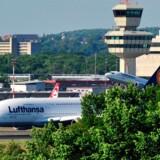 Københavns Lufthavn får besøg af verdens største passagerfly, Airbus 380.