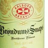 Er man til snaps, så kan man lige nu købe Brøndums Akvavit. Det er norske Arcus, der sætter snapsen til salg.