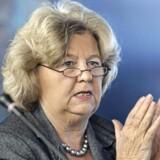 Birthe Rønn Hornbech (V) kalder forslaget om at nedlægge integrationsministeriet for 'skammeligt'.