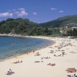 Galicien er den region i Europa, der kan prale af at være indehaver af flest blå flag. 124 ud af Spaniens 493 blå flag står Galicien for.