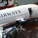 Den 15. januar foretog en Airbus A320 fra US Airways en vellykket nødlanding på Hudson-floden ud for det centrale Manhattan.