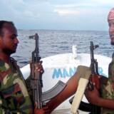 Pirater fra Somalia.