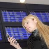 Sitet hedder m.cph.dk og udover at se aktuelle ankomst- og afgangstider, kan man læse de seneste nyheder fra Københavns Lufthavn.