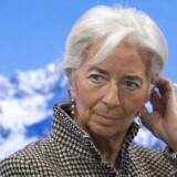 epa05726620 Christine Lagarde, Managing Director International Monetary Fund IMF, listens during a panel event at the 47th Annual Meeting of the World Economic Forum (WEF) in Davos, Switzerland, 18 January 2017. The annual meeting brings together business leaders, international political leaders and select intellectuals, to discuss the pressing issues facing the world. The overarching theme of the 2017 meeting, which takes place from 17 to 20 January, is 'Responsive and Responsible Leadership'. EPA/GIAN EHRENZELLER
