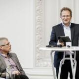 ARKIVFOTO. Skats medarbejdere skal ud i landet. Det glæder Steffen Damsgaard, formand for Landdistrikternes Fællesråd.