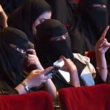 Biografer i det mellemøstlige land har været forbudt i 35 år. Tiltaget ses som en del af en række forsigtige reformer.