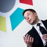 Elon Musk, CEO hos SpaceX og Tesla.