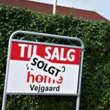 Et rekordstort antal hushandler i maj vidner ifølge ejendomsmæglerkæden Home om, at mange unge i øjeblikket har travlt med at etablere sig bag ligusterhækken.