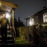 58-årige Hans Iversen fra Rødovre er en af de boligejere, der må se sin grundskyld stige. Grundskylden stiger i to ud af tre kommuner, men mest i Storkøbenhavn.
