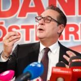 Efter søndagens valg i Østrig har Heinz-Christian Strache fra højrepartiet FPÖ gode udsigter til at blive en del af den næste regering i Wien.