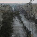 Arkivfoto. Fremskridt i forhandlinger kan medføre, at der bliver oprettet zoner, hvor syrisk konflikt skal nedtrappes.