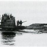 Ifølge Gert Normann Andersen, direktør på Sea War Museum Jutland og for dykkerfirmaet JD-Contractor, er det nyfundne vrag på bunden af Nordsøen denne tyske ubåd, UC30. Foto: Free/Bundesarchiv Koblenz/sea War Museum Jutland
