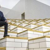 Danmarks rigeste mand, Kjeld Kirk Kristiansen - tredje generations ejer af LEGO Koncernen og formand for bestyrelsen i KIRKBI A/S.