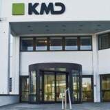 Det kniber gevaldigt for IT-giganten KMD at levere til tiden, og regningen til kommunerne og ATP vokser for hver måned, der går, fordi de skal betale for stadig at kunne bruge gamle KMD-systemer. Arkivfoto: KMD
