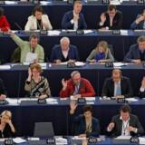 Arkivfoto. Seksuelle krænkelser er til debat i EU-Parlamentet efter medlemmer i medier er blevet beskyldt for sexchikane.