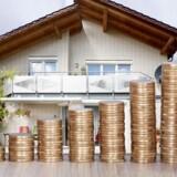 Boliga.dk har fundet ud af, hvor du får mest bolig for pengene.