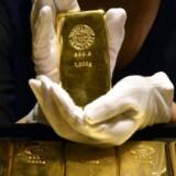 Den japanske underverden, der tilsyneladende er blevet ramt af en ny form for guldfeber: Guldsmugling.
