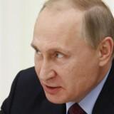 Russisk Putin-kritiker udelukkes formelt fra præsidentvalg. REUTERS/Sergei Karpukhin