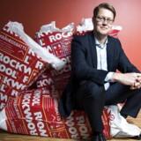 Rockwools direktør Jens Birgersson