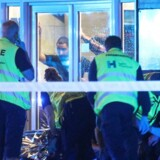 Tilfældige mænd blev ofre for skud på Nørrebro lørdag 12. august 2017.