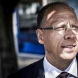 Frank Vang-Jensen, der er blevet ny øverste chef for Nordea i Danmark, erkender, at banken fortsat mister kunder, og at der er lang vej endnu for at forbedre kundetilfredsheden.
