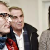 Socialdemokratiets sundhedsordfører, Flemming Møller Mortensen, forhandler med sundhedsminister Ellen Trane Nørby (V) om at løse lægemanglen.