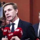 Hvis regeringen håber at starte 2018 med sideløbende forhandlinger med Dansk Folkeparti om udlændingestramninger og skat, bør den glemme det.(Foto: Sarah Christine Nørgaard/Scanpix 2017)