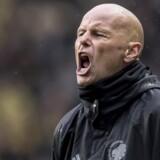 FC København-træner Ståle Solbakken har ikke udtaget flere af stamspillerne til torsdagens Europa League-kamp mod Atlético Madrid. Scanpix/Mads Claus Rasmussen