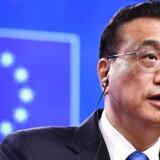 På et pressemøde fredag eftermiddag gjorde Kinas premierminister, Li Keqiang, og EU-formændene, Donald Tusk og Jean-Claude Juncker, det klart, at Trumps beslutning kun øger deres vilje til at leve op til Paris-aftalen.