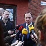 Sveriges statsminister Stefan Löfven.