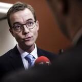 ARKIVFOTO: Miljø- og fødevareminister Esben Lunde Larsen.