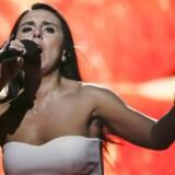 Susana Jamaladinova, under kunstnernavnet Jamala, vandt Ukraines Grand Prix med sangen »1944«.