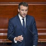 Arkivfoto. Emmanuel Macron ønsker at etablere en ny afrikansk antijihadiststyrke, men den får en svær start, hvis den overhovedet kommer i gang.