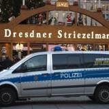 Manden, der var mistænkt for at køre ind i menneskemængden i Berlin, er blevet løstladt.