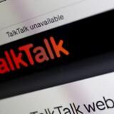 Det britiske bredbåndsselskab TalkTalks netsted blev onsdag bombarderet med forespørgsler og bukkede under som adgangsnøgle til hackere, der efterfølgende stjal oplysninger om fire millioner kunder. Foto: Stefan Wermuth, Reuters/Scanpix