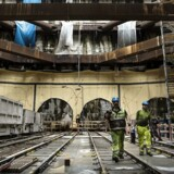 Arkivfoto: Industriarbejde.