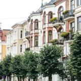 Boligpriserne falder i Oslo