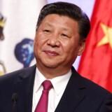 """Kinas præsident, Xi Jinping, har udtrykt håb om en """"gnidningsfri overgang"""" i forholdet mellem Kina og USA, når Barack Obama forlader Det Hvide Hus til januar."""