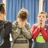 Reportage fra en skoleklasse på Valhøj Skole i Rødovre Kommune, hvor man nu i et par år har arbejdet med vredeshåndtering blandt børn i indskolingsklasserne.