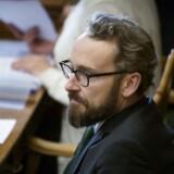 """Arkivfoto: Transportminister Ole Birk Olesen (LA) giver udtryk for et """"udemokratisk sindelag"""". Sådan lyder det fra Kvinfo, det danske center for information om kvinde- og kønsforskning."""
