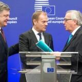 »Den rungende tavshed viser, hvor upopulær EU er blevet: Der er ingen, som længere bemærker det, der går godt. EU-politik er blevet det umuliges kunst,« skriver Berlingskes Anna Libak.