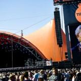 Roskilde Festival inviterer hvert år politikere til festen på Dyrskuepladsen. Hele den siddende regering inviteres, mens ministre gratis må medbringe en ledsager. (ARKIVFOTO: Torkil Adsersen)