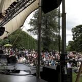 Jazz i Kongens Have. Arkivfoto: Scanpix