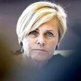 Kulturminister Mette Bock (LA) undrer sig over et forslag fra Dansk Folkeparti.